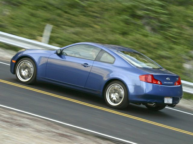 2006 infiniti g35 base w 6 speed manual 2dr coupe pictures. Black Bedroom Furniture Sets. Home Design Ideas