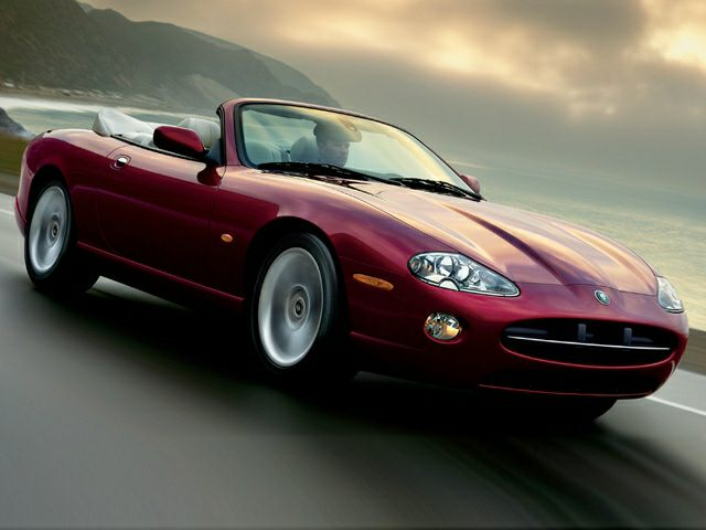 2006 XKR