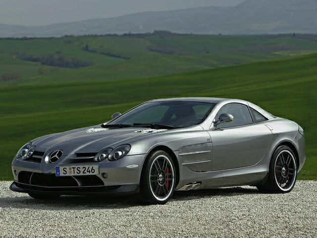 2005 Mercedes-Benz SLR McLaren Reviews, Specs, Photos