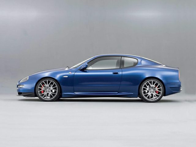 2005 maserati gransport base coupe specs and prices
