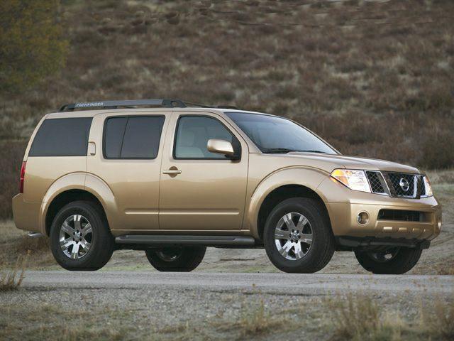 2006 Nissan Pathfinder Information