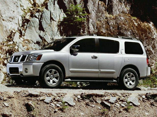 Nissan Armada Towing Capacity >> 2005 Nissan Armada Specs And Prices