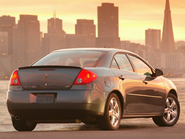 2006 Pontiac G6 Specs And Prices