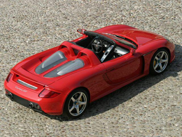 2005 Porsche Carrera GT Pictures