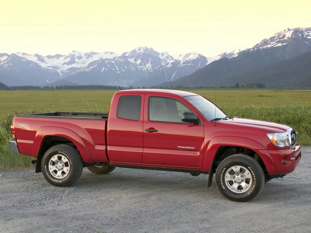 2005 toyota tacoma prerunner v6 4x2 access cab 127 2 in wb information. Black Bedroom Furniture Sets. Home Design Ideas