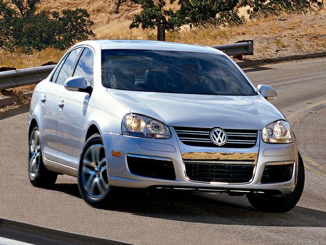 2005 Volkswagen Jetta Exterior Photo