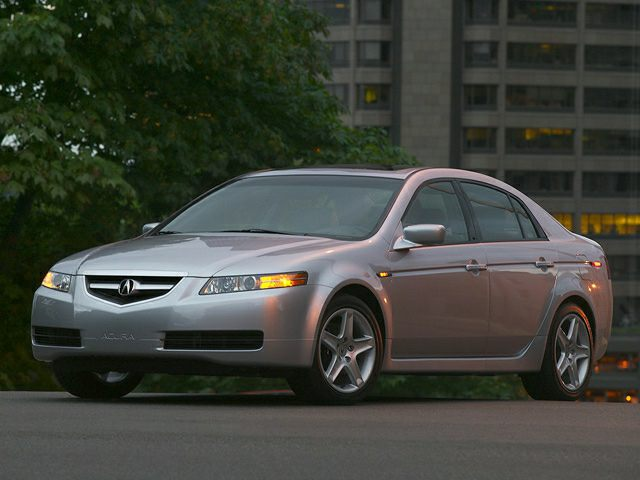2006 Acura TL Information