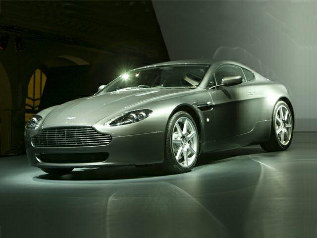 Aston Martin V Vantage Information - Aston martin 2006