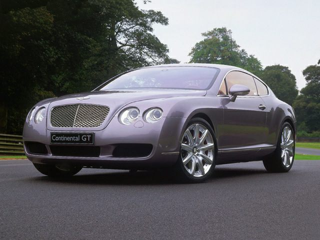 2006 bentley continental gt information