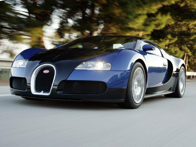 2006 Bugatti Veyron Exterior Photo