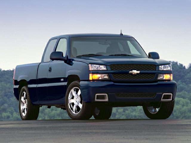 2006 chevrolet silverado 1500 ss pictures. Black Bedroom Furniture Sets. Home Design Ideas