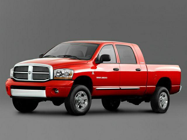 2006 Ram 3500