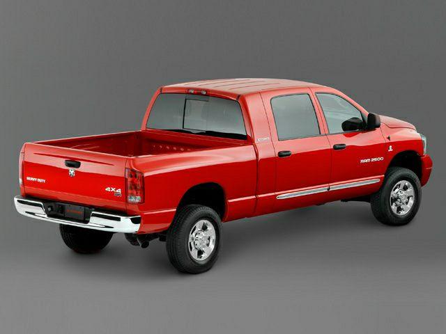 2006 Ram 2500