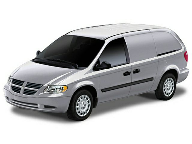 2007 Caravan