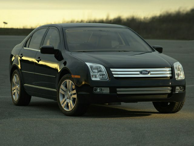 2006 Ford Fusion Specs and Prices
