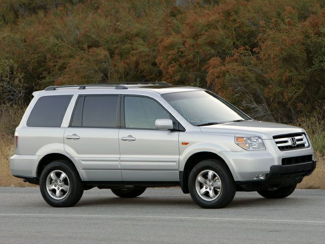 2006 honda pilot information. Black Bedroom Furniture Sets. Home Design Ideas