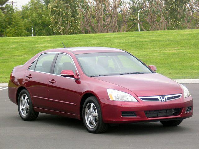 2006 Honda Accord Hybrid Exterior Photo
