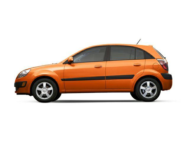 2006 kia hatchback