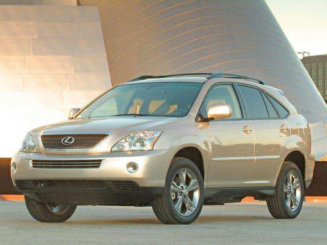 2006 RX 400h