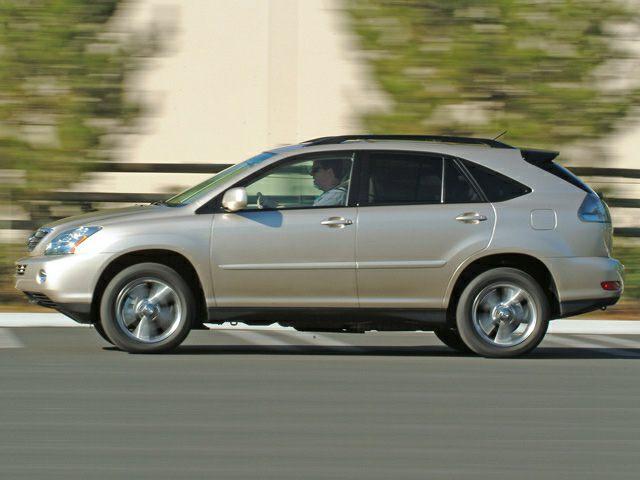 2006 Lexus RX 400h Safety Recalls