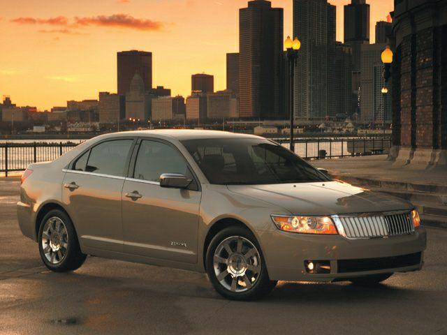 2006 Lincoln Zephyr Pictures