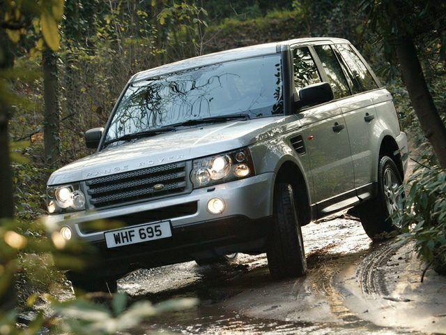 2006 Land Rover Range Rover Sport Exterior Photo