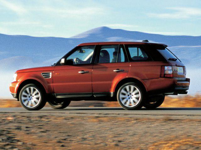 2006 land rover range rover sport pictures. Black Bedroom Furniture Sets. Home Design Ideas