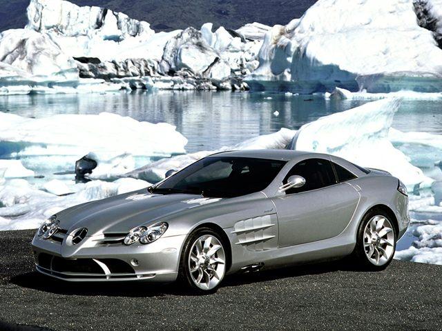2006 Mercedes Benz Slr Mclaren Information
