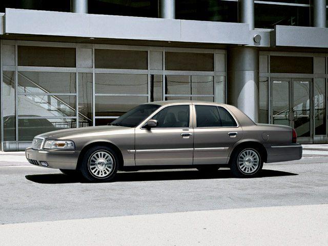 2006 Mercury Grand Marquis Exterior Photo