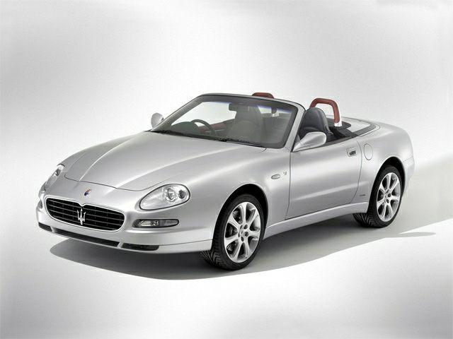 2006 Maserati Spyder Information