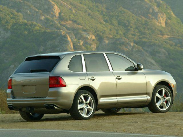 2006 Porsche Cayenne S Titanium Edition 4dr All Wheel