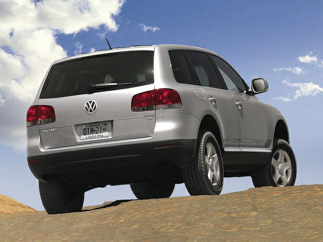 2006 Volkswagen Touareg V10 TDI 4dr All-wheel Drive Pictures