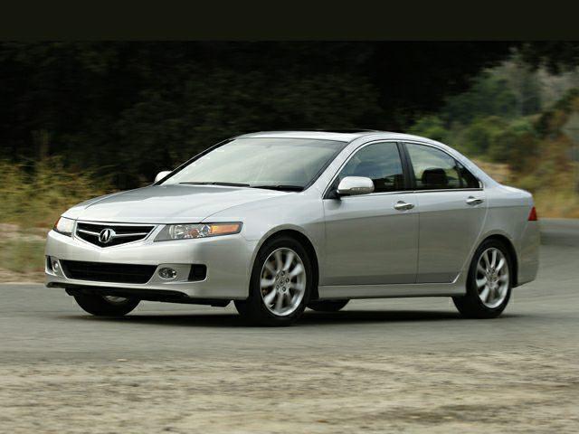 2007 Acura TSX Information