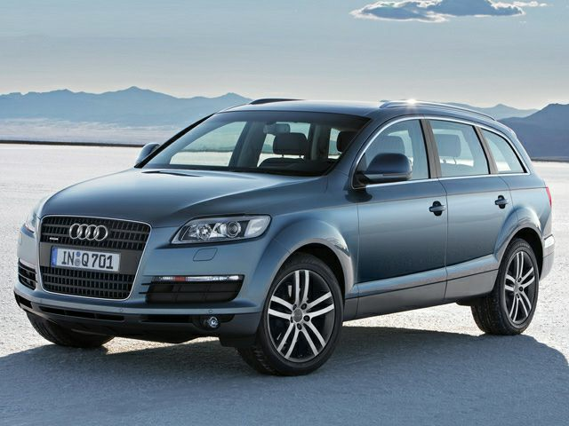 2007 audi q7 information. Black Bedroom Furniture Sets. Home Design Ideas