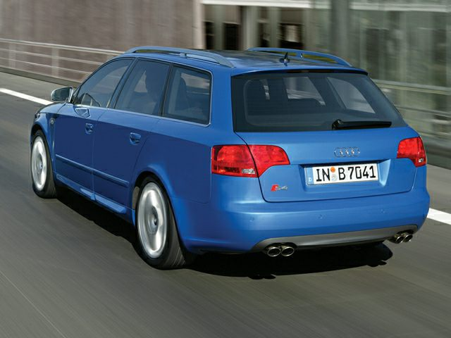 2007 audi s4 wagon