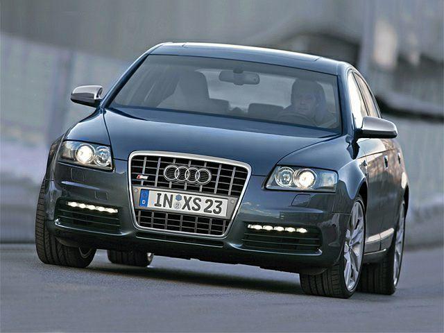 2007 Audi S6 Exterior Photo