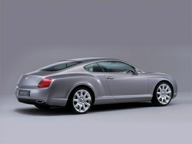 2007 Bentley Continental GT Exterior Photo