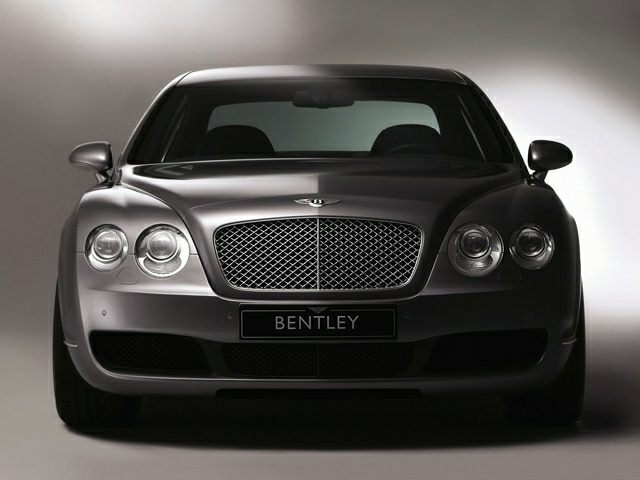2007 Bentley Continental Flying Spur Exterior Photo