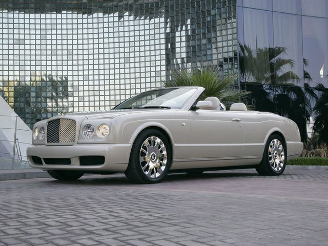 bentley azure фото