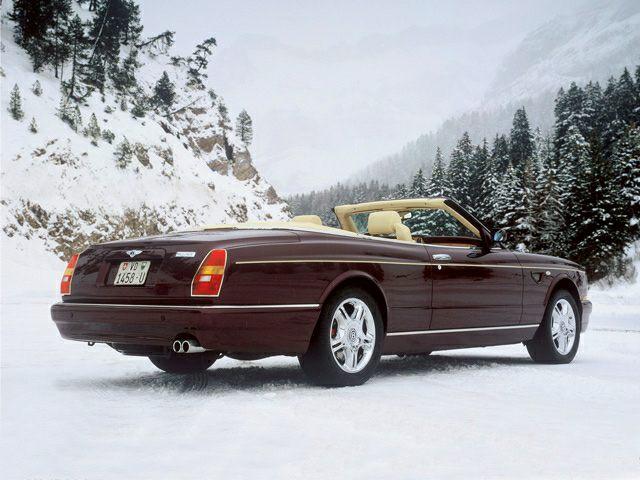 2007 Bentley Azure Exterior Photo