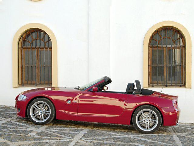 2007 BMW M Exterior Photo