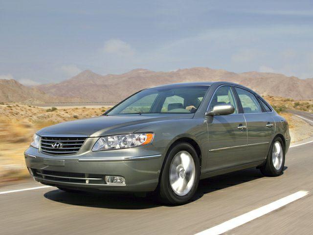 2007 Hyundai Azera Specs and Prices