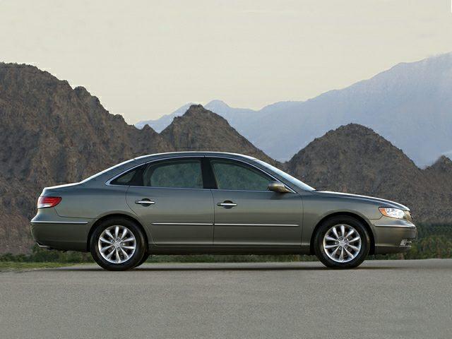 2007 Hyundai Azera Exterior Photo