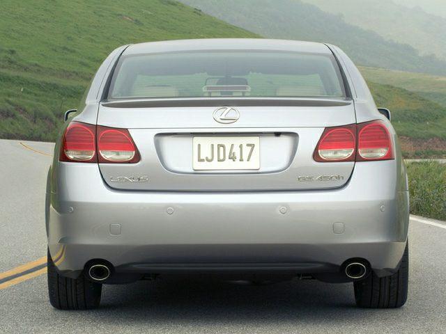 2007 Lexus GS 450h Exterior Photo