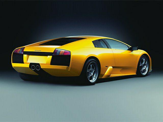 2006 Lamborghini Murcielago Exterior Photo