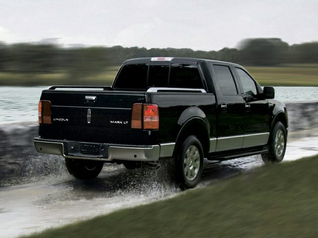 2007 Lincoln Mark LT Pictures