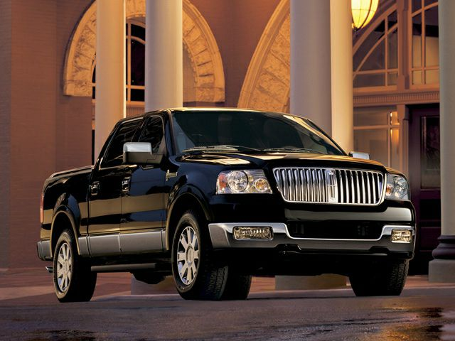 2007 Lincoln Mark LT Exterior Photo