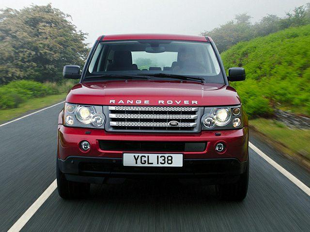 2007 Land Rover Range Rover Sport Exterior Photo