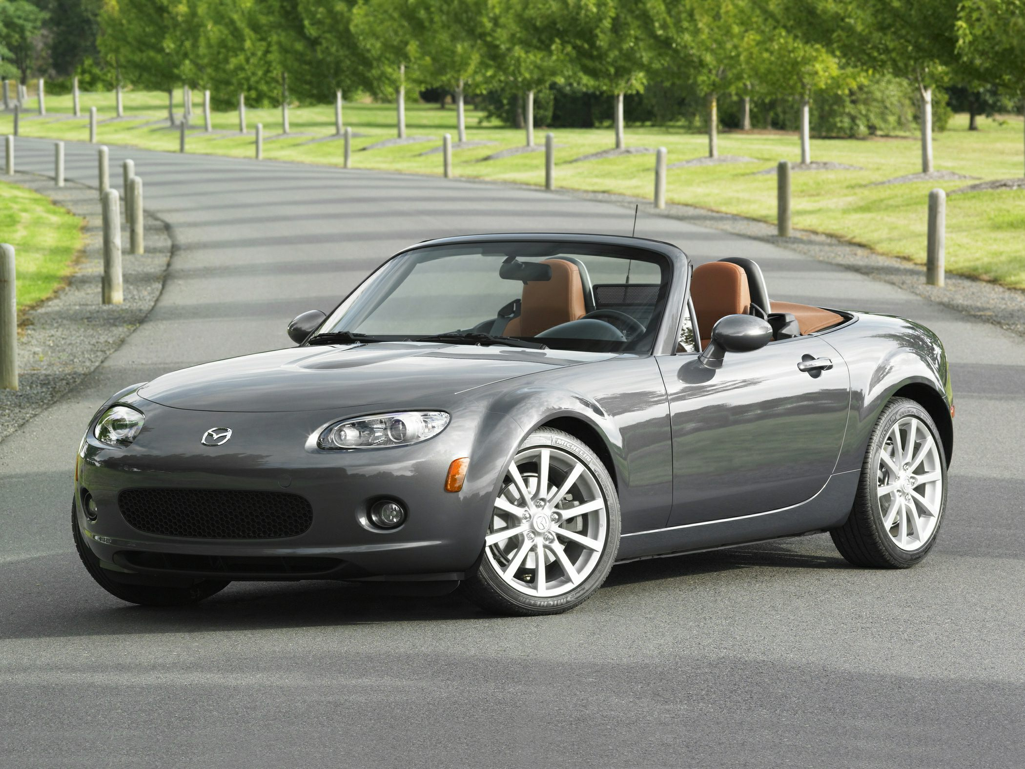 2007 mazda mx 5 information. Black Bedroom Furniture Sets. Home Design Ideas