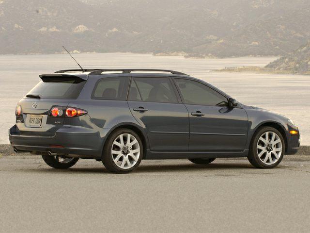 2007 mazda mazda6 s touring 4dr sport wagon pictures. Black Bedroom Furniture Sets. Home Design Ideas